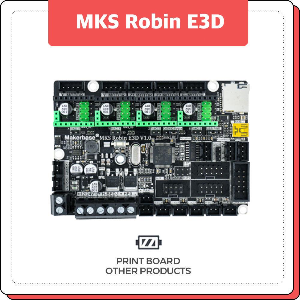 프린트보드 MKS Robin E3D