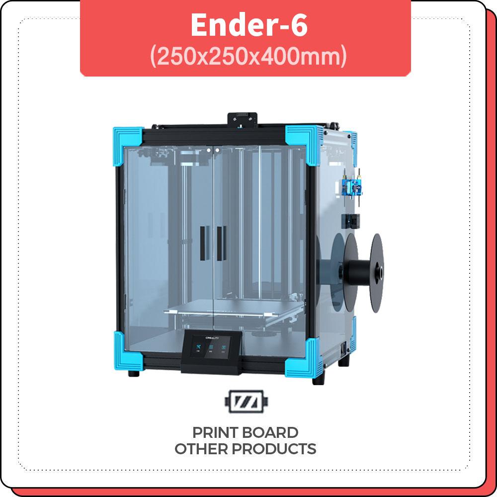 프린트보드 Ender-6 Creality 3D프린터 DIY키트